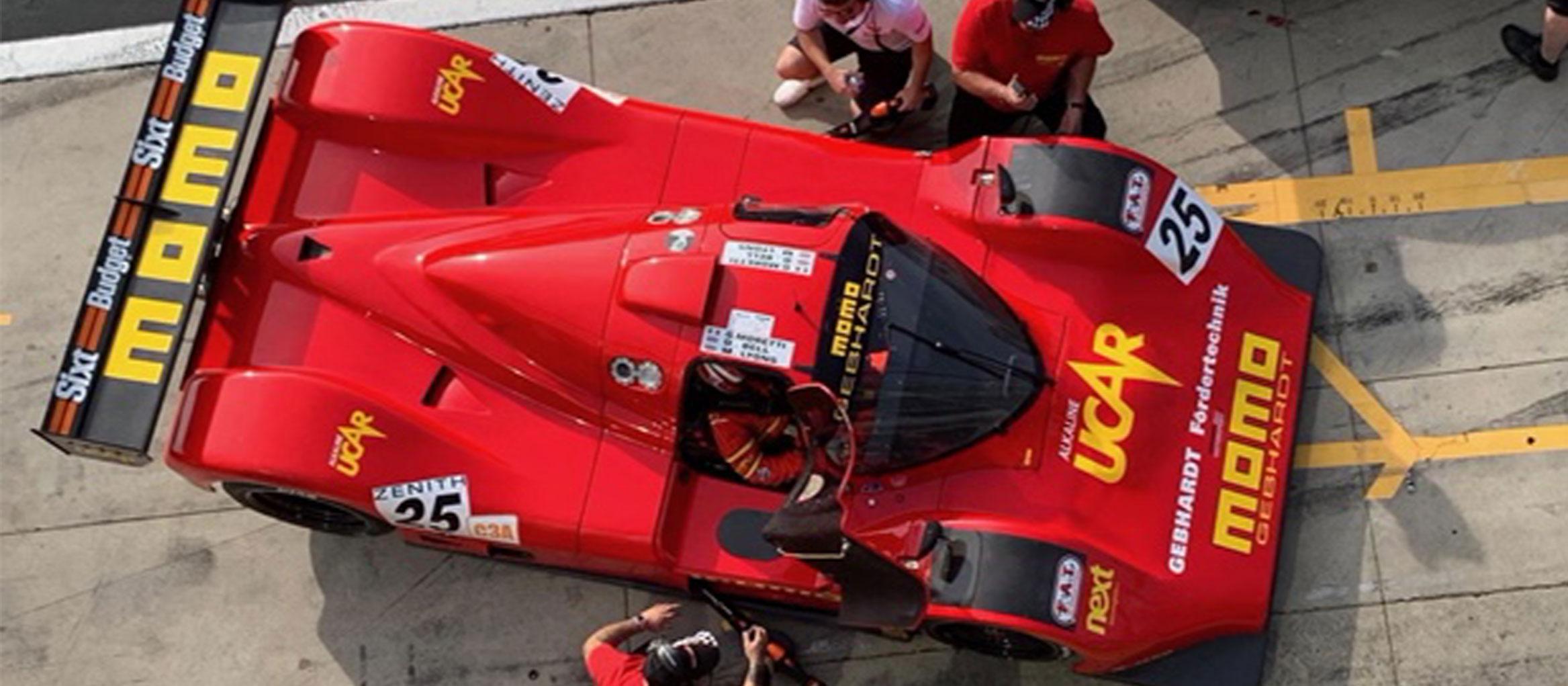 Gebhardt Group C Motorsport