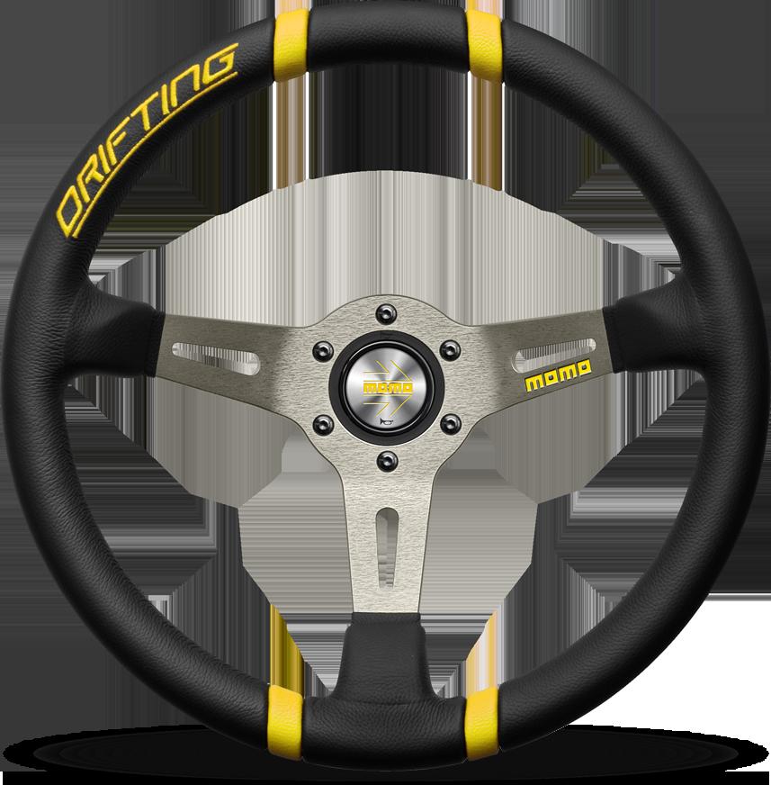Drifting-Yellow